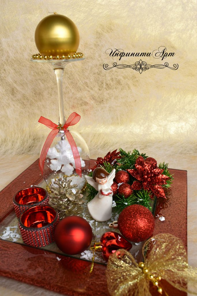 Коледна декорация  001