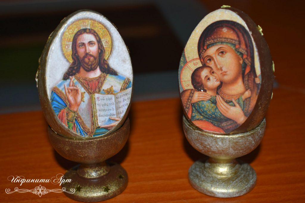 Икони яйца