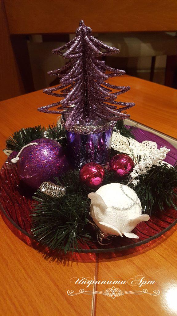 Коледна декорация 007