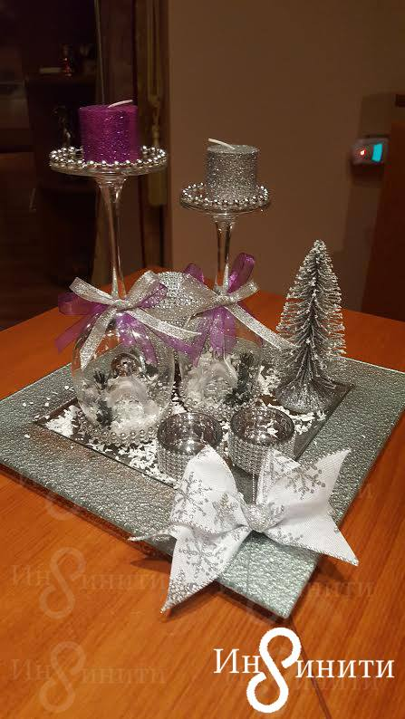 Коледна декорация 002