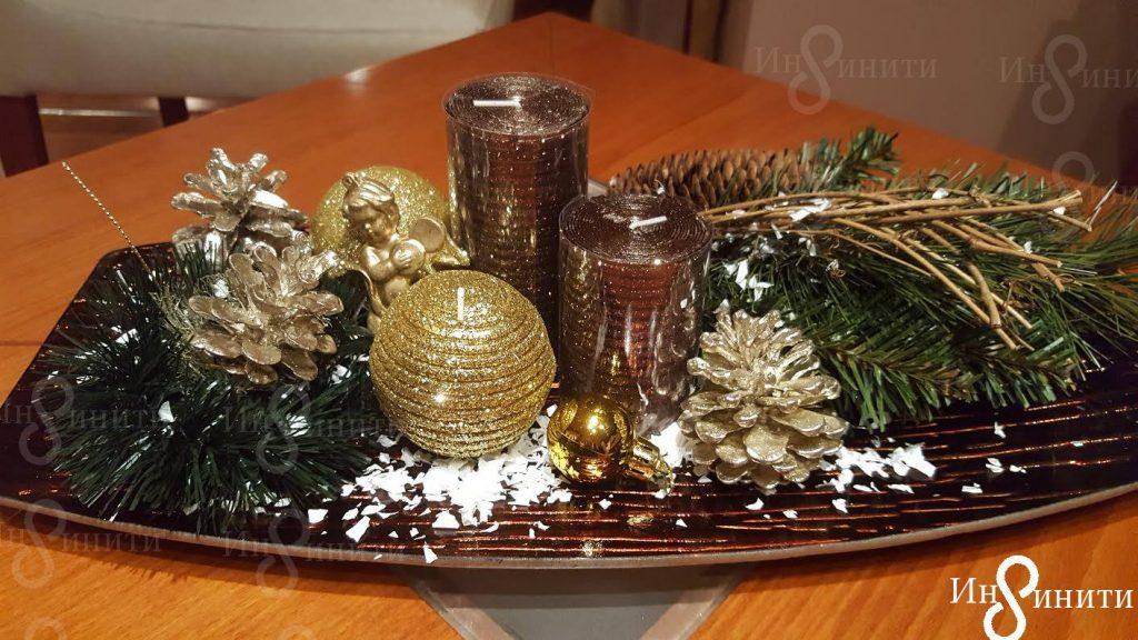 Коледна декорация 004