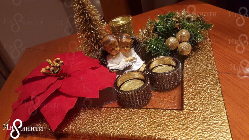 Коледна декорация 003