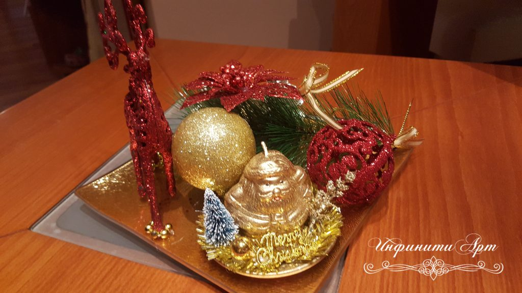 Коледна декорация 008